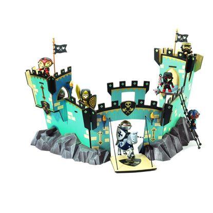 castello fortezza arty toys djeco