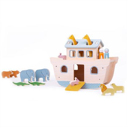 arca di noè e animali