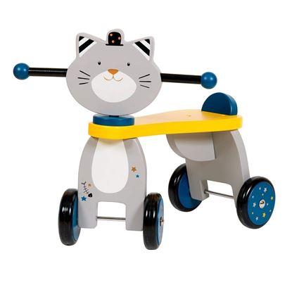 triciclo quadriciclo gatto