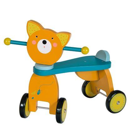 triciclo quadriciclo volpe