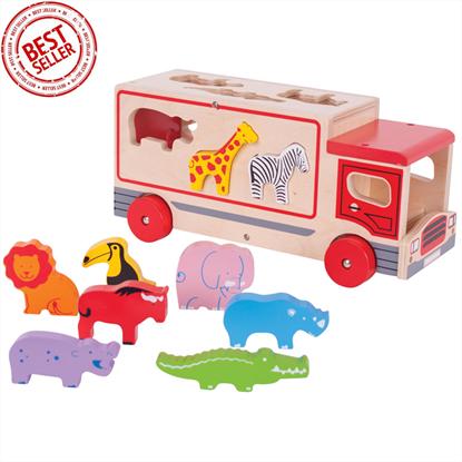 camion con animali da inserire