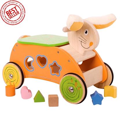 scooter triciclo coniglio