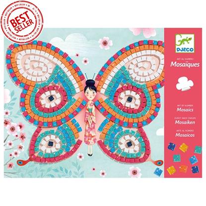 mosaico farfalle djeco