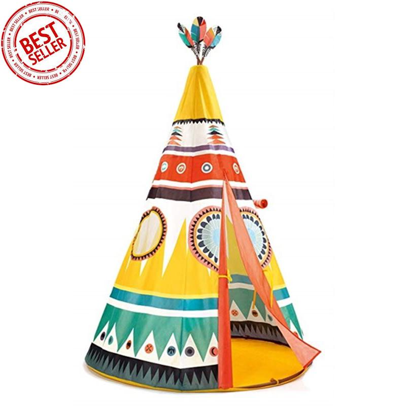 tenda giocattolo indiani