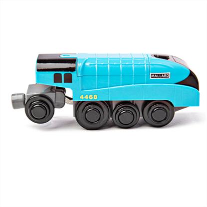 locomotiva per trenini legno