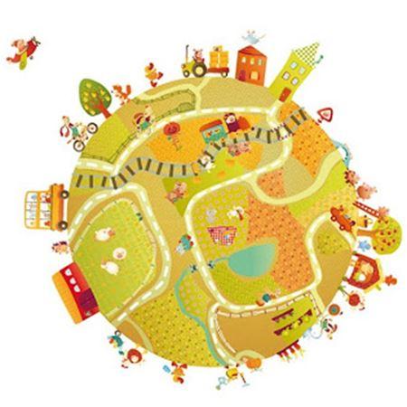 Immagine per la categoria adesivi murali bambini