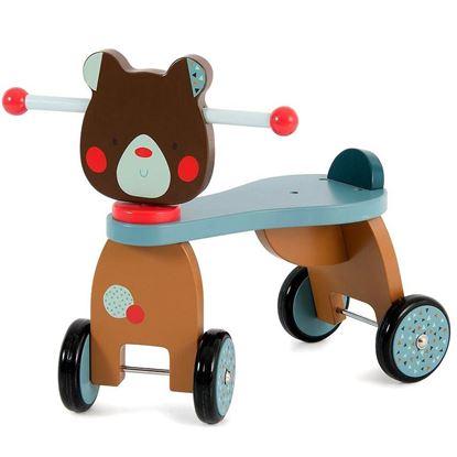 triciclo quadriciclo orsetto