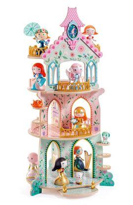 castello principesse arty toys djeco