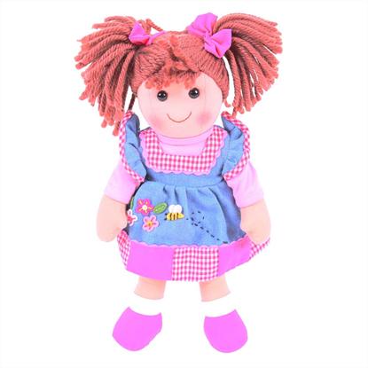 bambola di stoffa melody h.35