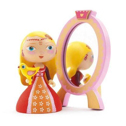nina e lo specchio arty toys