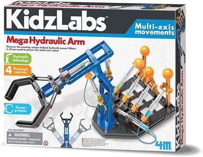 braccio idraulico robot