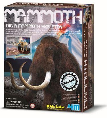 mammut da scavare