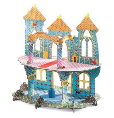 castello delle principesse djeco