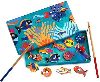 gioco pesca magnetica coralli