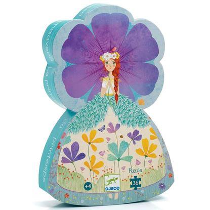 puzzle la principessa di primavera djeco