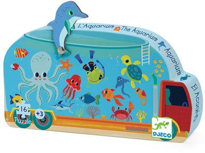puzzle acquario djeco