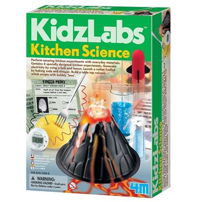 gioco scienza in cucina