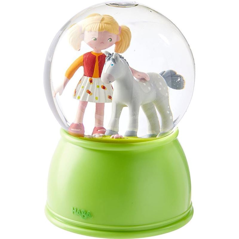 lampada magica bambina