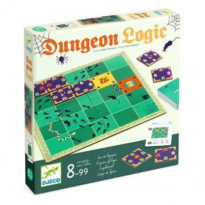 dungeon logic djeco